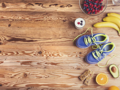 Fueling your active lifestyle