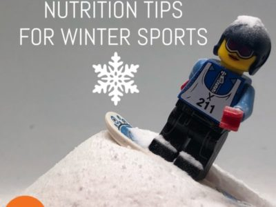 Nutrition Tips for Winter Sports