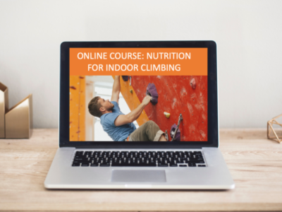 Nutrition for climbers: eating before your climb
