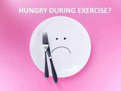 Hunger during HIIT workouts