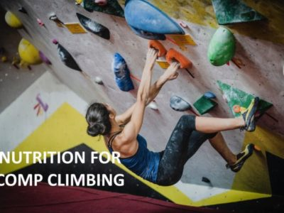 Nutrition for comp and Olympic climbing–Tokyo 2020, here we come!
