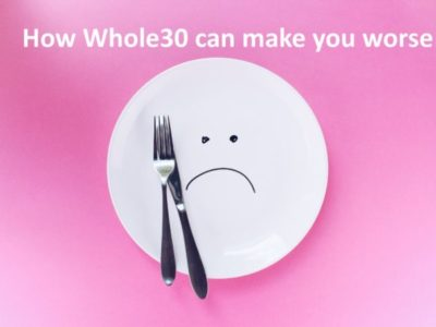 Whole30 and Food Sensitivities