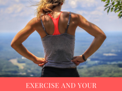 Exercise and your menstrual cycle