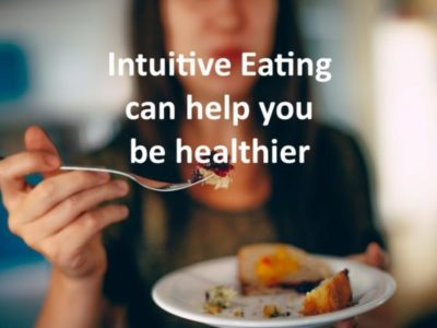 How intuitive eating helps you be healthier