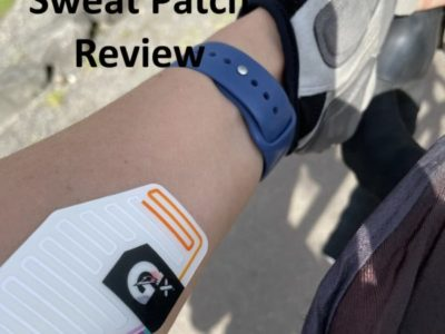 A Sport's Dietitian Review of the Gatorade Sweat Patch